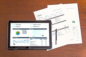 Analítica web servicio