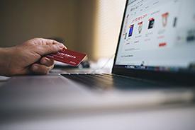 Tienda online servicio